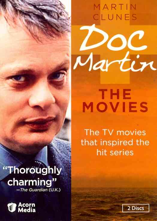 DOC MARTIN:MOVIES BY DOC MARTIN (DVD)